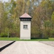 Watch tower on perimeter of Dachau concentration camp — Stock Photo #7255227