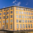 Stock Photo: Flat iron building, Norrkoping