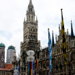 New Town Hall in Munich — Stock Photo #7255458