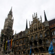 New Town Hall in Munich — Stock Photo #7255461