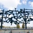 Dachau concentration camp memorial — Stock Photo #7255476