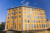 Flat iron building, Norrkoping — Stock Photo