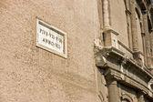 Colloseum in Rome — Stock Photo