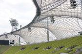 Stadium in Munich Germany — Stock Photo