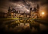 Mysterieuze kasteel — Stockfoto