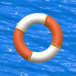 Stock Photo: Lifesaver