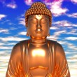 Gold Buddha — Stock Photo #7645447