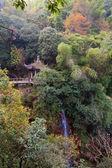 Pavillon in Moganshan — Stock Photo