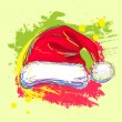 Royalty-Free Stock Vector Image: Santa hat