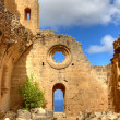 Stock Photo: Bellapais Abbey in Cyprus