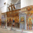 Постер, плакат: Icons at St Barnabas Church in Northern Cyprus