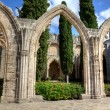Bellapais Abbey in Cyprus — Stock Photo #7002038