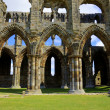 whitby abbey — Stock Photo #7672351