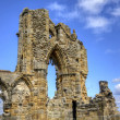 Whitby Abbey — Stock Photo #7672416