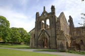 Historic ruins of Medieval Abbey — Stock Photo