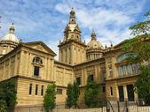 National Museum of Art (Barcelona) — Foto de Stock