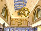 Centrum handlowe widok ogólny — Zdjęcie stockowe