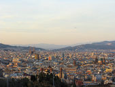 Barcelona generic view — Stock Photo
