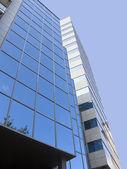 Wysoki budynek — Zdjęcie stockowe