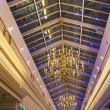 Shopping center detail of ceiling — Stockfoto #7720210