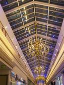 Shopping center detail van plafond — Stockfoto