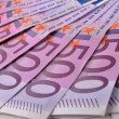 500 Euro money banknotes — Stock Photo