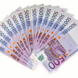 500 Euro money banknotes — Stock Photo #7367711