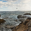 Stock Photo: Rocky seascape