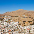Lindos town — Stock Photo #7185594