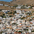 Lindos town — Stock Photo #7185596