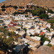 Lindos town — Stock Photo