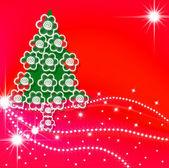 Grußkarten, weihnachtszeit — Stockfoto