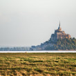 Le Mont Saint Michel — Stock Photo