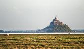 Le mont-saint michel — Foto Stock