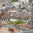 Rooftops of european city — Stock Photo #7105363