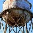 Water tower - Stock Photo