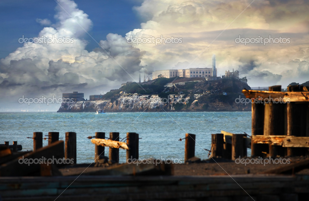 Алькатрас Залив удивления