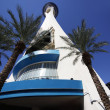 Stratosphere hotel tower — Stock Photo