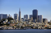 Downtown San Francisco — Stock Photo