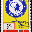 Stamp commemorates the Common Market for Eastern and Southern Africa — Stock Photo