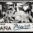 "Stamp shows painting by Pablo Picasso ""Guernica"" — Stock Photo #6904821"
