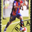 Stamp showing lionel messi — Stock Photo #6904902
