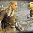 Постер, плакат: Stamp shows Legolas character in the movie The Lord of the Rings