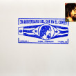 Stamp with Che Guevara — Stock Photo #6993988