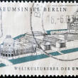GERMANY - CIRCA 2002: A stamp printed in Germany shows Berlin museum, circa 2002 - Stock Photo