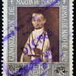 Stamp commemorate the canonization of Martin de Porres — Stock Photo