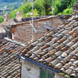 Roofs details - Stock Photo