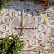 Three o'clock — Foto Stock