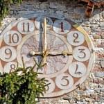Three o'clock — Stockfoto