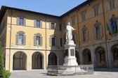 Prato (Tuscany), historic square — Stock Photo
